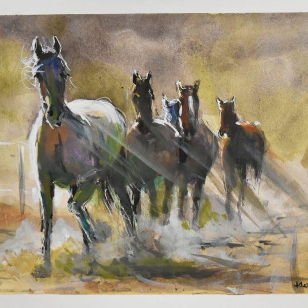"""Galopujące konie"""""""