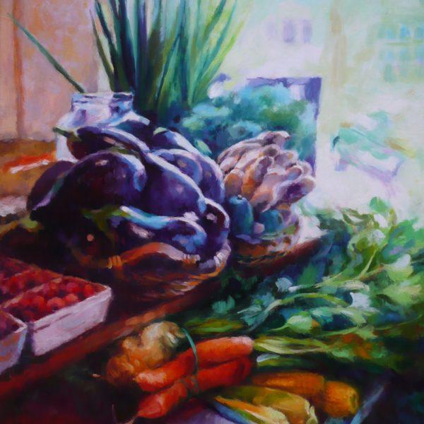 Z Warzywami, owocami