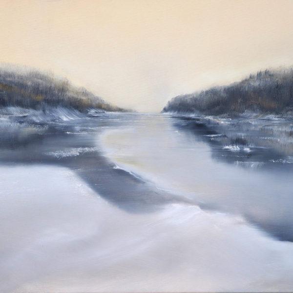 rzeka zimą_1